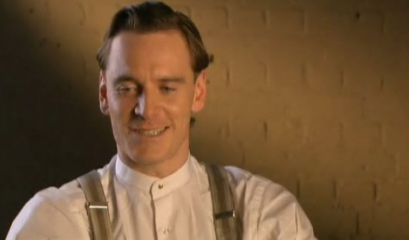 Michael Fassbender: Inglourious Basterds Interview